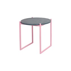 Lulu Ardesia Verde | Side tables | JOHANENLIES