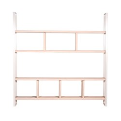 Susteren Wit | Shelving | JOHANENLIES