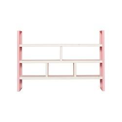 Susteren Pink Mini   Shelving   JOHANENLIES