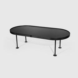 Sofa table 12, Black, 80 | Coffee tables | Scherlin