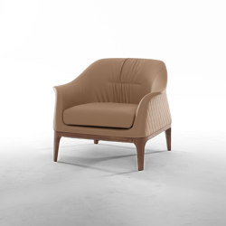 Tiffany Armchair | Poltrone | Tonin Casa