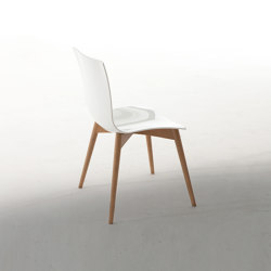 Aria Wood | Chairs | Tonin Casa