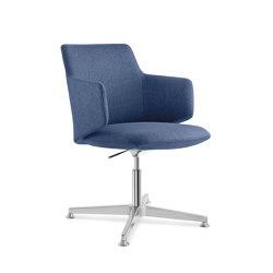 Melody Meeting 360-RA, F34-N6 | Chairs | LD Seating