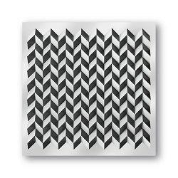 Foldart Paperfold - black white - Acryl transparent | Arte | Foldart