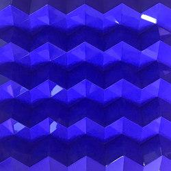 Foldwall 100 - color - blue brilliant | Wall panels | Foldart