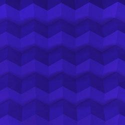 Foldwall 100 - color - blue matt-finished | Wall panels | Foldart