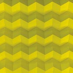 Foldwall 100 - color - yellow matt-finished | Wall panels | Foldart