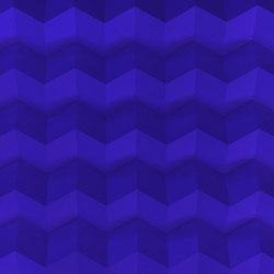 Foldwall 75 - color - blue matt-finished | Wall panels | Foldart