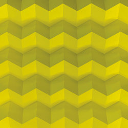 Foldwall 75 - color - yellow matt-finished | Pannelli per pareti | Foldart