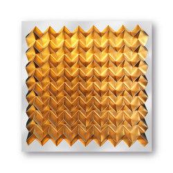 Waterfold - gold - Acryl transparent | Arte | Foldart
