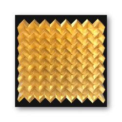Waterfold - gold shine - Acryl black | Arte | Foldart