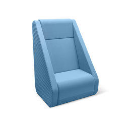 Meeting Port KM/BR-02 | Armchairs | LD Seating
