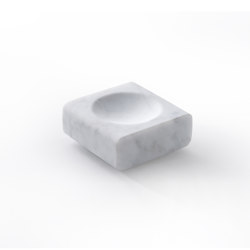 Pillow Bianco Carrara 10x10x4 | Paper weights | Salvatori