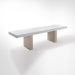 Span Outdoor Dining Table 280 x 75 x h70 cm | Dining tables | Salvatori