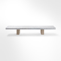 Span Outdoor Panca 280 x 45 x h40 cm | Benches | Salvatori
