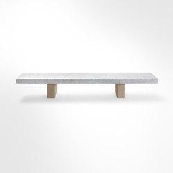 Span Outdoor Bench 280 x 45 x h40 cm | Benches | Salvatori