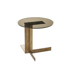 Atlantide   Side Table | Mesas auxiliares | ENNE