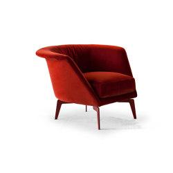 Lovy Armchair Low | Poltrone | Bonaldo
