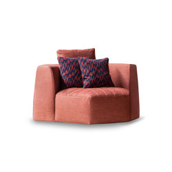 Panorama | Armchair | Sillones | Bonaldo