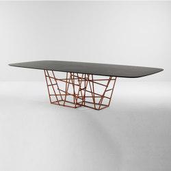 Tangle | Tables de repas | Bonaldo