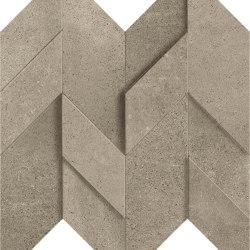 Freccia 3D Brun | Wall tiles | TERRATINTA GROUP