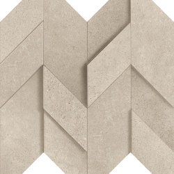 Freccia 3D Sand   Wall tiles   TERRATINTA GROUP
