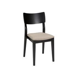 Piccolo chair black, assembled | Chairs | Hans K