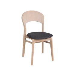 Rainbow chair stretcher ash blonde | Chairs | Hans K