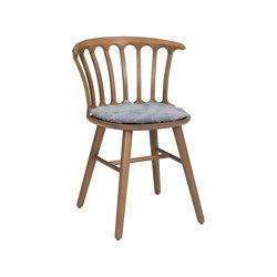 San Marco chair oak grey   Chairs   Hans K