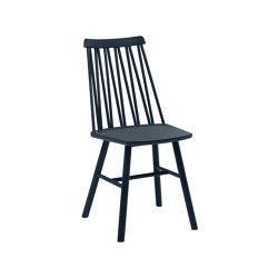 ZigZag chair blue | Chairs | Hans K