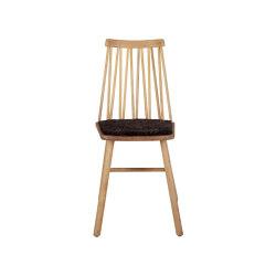 ZigZag chair oak oiled | Sillas | Hans K