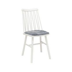 ZigZag chair white | Sillas | Hans K