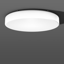 Flat Polymero® Kreis and Kreis XXL ceiling and wall luminaires | Wall lights | RZB - Leuchten