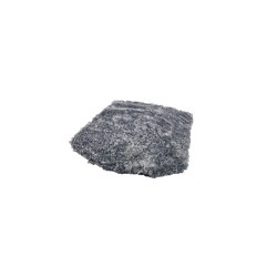 ZigZag cushion lounge sheepskin graphite | Seat cushions | Hans K