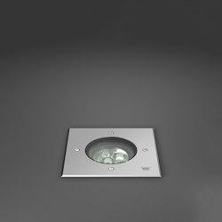Terra Edelstahl 130 In-ground luminaires | Encastrés sol extérieurs | RZB - Leuchten