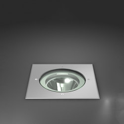 Outdoor Recessed Floor Lights From Rzb