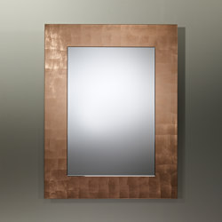 Basic Copper Rect. | Mirrors | Deknudt Mirrors