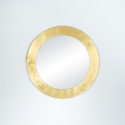 Basic Gold Circle | Mirrors | Deknudt Mirrors