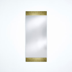 Basic Gold Middle | Mirrors | Deknudt Mirrors