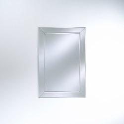 Basta Alu Rect. | Mirrors | Deknudt Mirrors