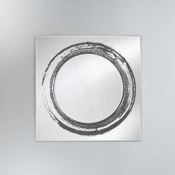 Vista Black | Mirrors | Deknudt Mirrors