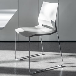 Edge | Chairs | Fantoni