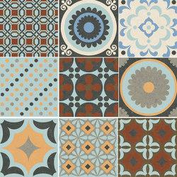 Déco | Cementine Color Mix | Ceramic tiles | Novabell