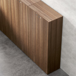 MultipliCeo Wood Veneered | Aparadores | Fantoni