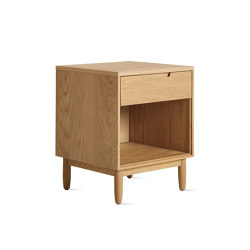 Raleigh Bedside Table | Night stands | Design Within Reach