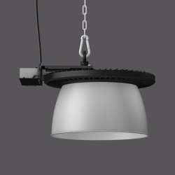 Industrial Hall Maxi HT Highbay luminaires | Suspended lights | RZB - Leuchten