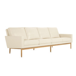 Raleigh Four-Seater Sofa | Sofás | Design Within Reach