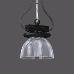 Industrial Hall Mini Highbay luminaires | Suspended lights | RZB - Leuchten