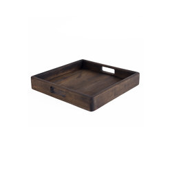 Lanai Teak Serving Tray Architonic