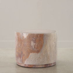 Minimo Turned Wood Table | Side tables | Pfeifer Studio